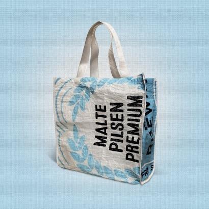 Sacola Reciclada Premium