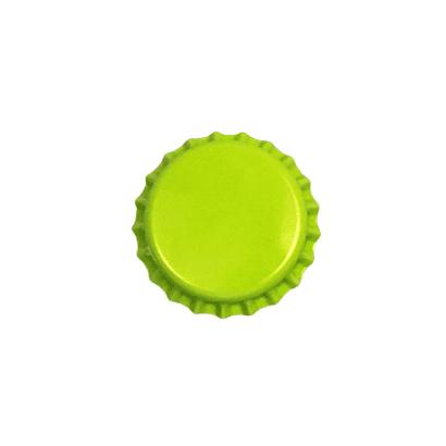 Tampinha - Rolha Metálica Verde Claro (PRY-OFF)