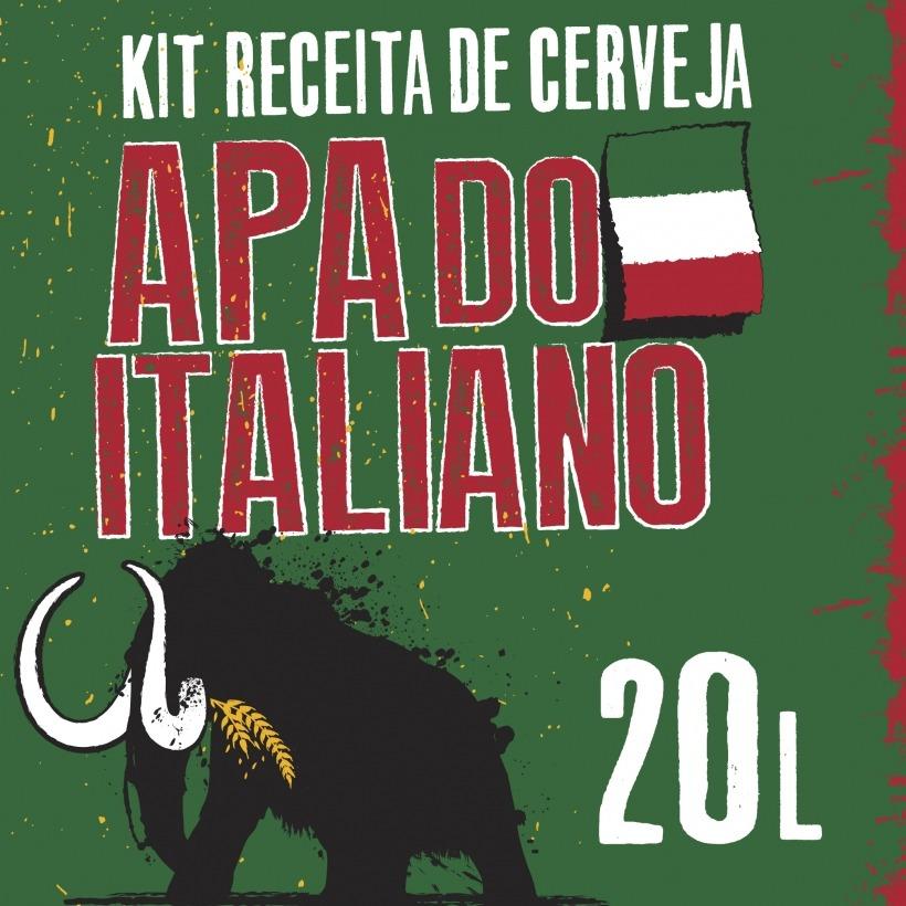Kit APA do Italiano 20L