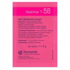 Fermento Fermentis - SafAle™ T-58