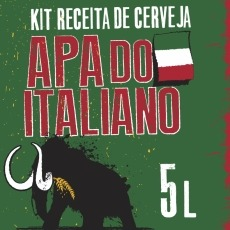 Kit APA do Italiano 5L