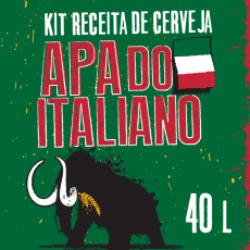 Kit  APA do Italiano 40L