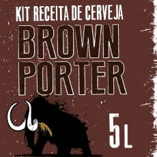 Kit Brown Porter 5L