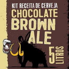 Kit Chocolate Brown Ale 5L