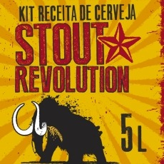 Kit Stout - Revolution 5L