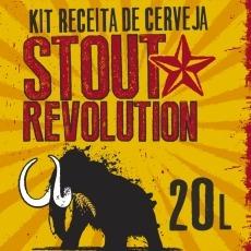 Kit Stout - Revolution 20L