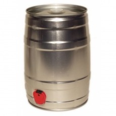 Mini Keg com Torneira - 5 Litros