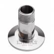 Adaptador - TC para Rosca - Inox 304