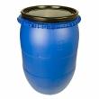 Balde Plástico Alimentício Tipo Bombona 100L - Cor Azul