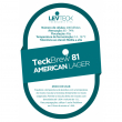 Fermento Levteck - Teckbrew 81 - American Lager
