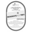 Fermento Levteck - Teckbrew - Residente Ale TB01