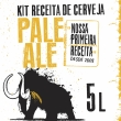 Kit Pale Ale - 1ª Receita do Lamas 5L