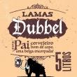 Kit Dubbel - Especial Dia dos Pais 5L