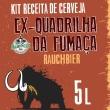 Kit Rauchbier - Ex-Quadrilha da Fumaça 5L