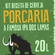 Kit India Pale Ale - Porcaria 20L