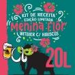 Kit Witbier com Hibiscus  - 20L